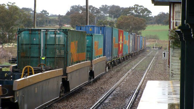 New freight wagons