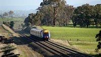Northbound XPT
