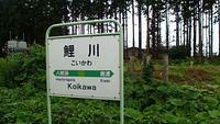 Kikonai Station