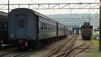 Oigawa Railway ShinKanaya Station