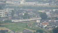 DMU heading into Toyama