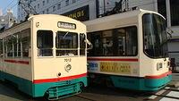Toyama trams