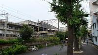 Osaka staging yards