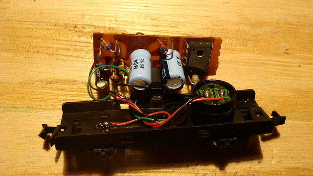Sound circuitry