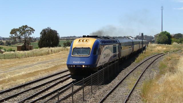 Melbourne XPT
