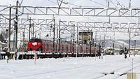 Aizu Liner stabled
