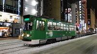 Tram in Sapporo
