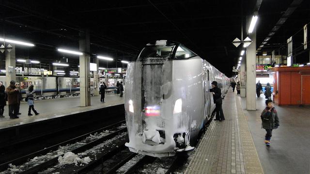 Super Kamui at Sapporo