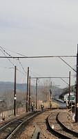 Oigawa Railway workmen