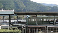 21000 Series parked at Senzu