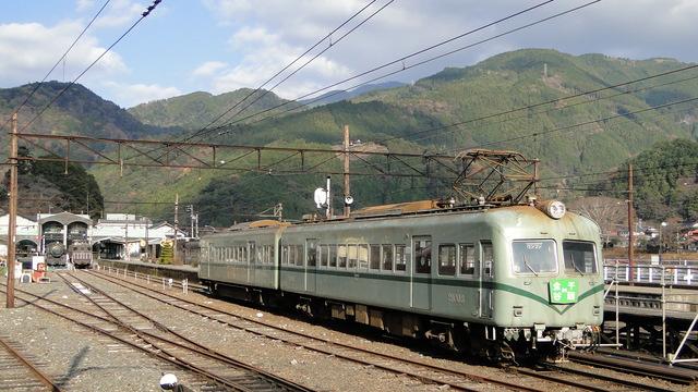 21000 Series at Senzu Station