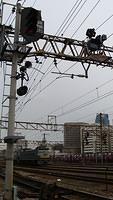 Umeda freight yards