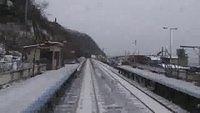 Super Hokuto en-route to Sapporo