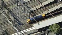 Freight through Flinders Street