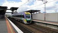 V/Locity through North Melbourne