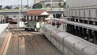 Locomotive re-attaching