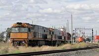 NR Depot at Dynon