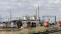 NR Depot at Dynon