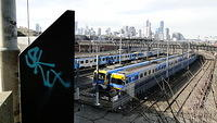 Metro at North Melbourne