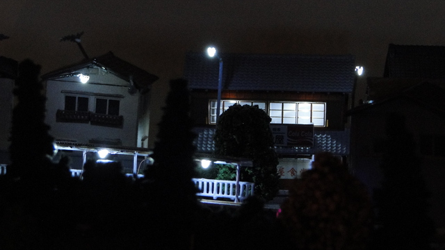 Test lighting