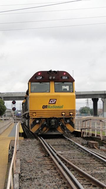 LDP004 at Canal Sidings