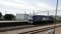 EF210 passing Yoshiwara