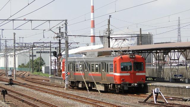 Gakunan EMU at Yoshiwara