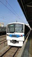 Chichibu Express at Kumagaya