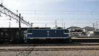 Chichibu locos  in Takekawa yard