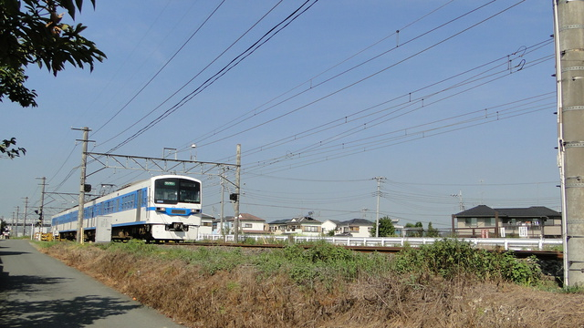 Chichibu Express heading towards Kumagaya