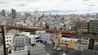 Osaka Loop Line, Noda Station