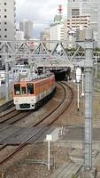 Hanshin Railway near Noda-Hanshin
