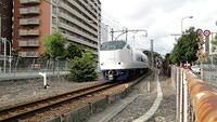 Haruka en-route to Kansai Airport