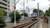EF210 departs Umeda Yards
