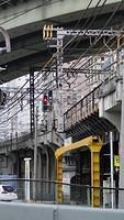 Osaka Loop line near Umeda Yards