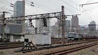 EF210 in Umeda Yards