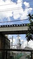 JR line to Yodogawa Bridge