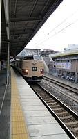 485 Series passing Ibaraki