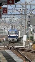 EF210 passing Ibaraki