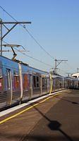 Comeng passing Middle Footscray