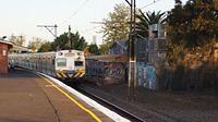 Hitachi past Middle Footscray
