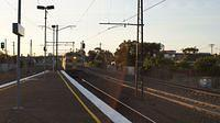 B74 light past Middle Footscray