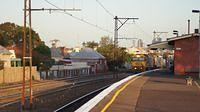 G527 past Middle Footscray