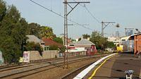 QR G516+CLP+CLP past Middle Footscray