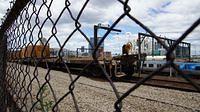 Steel derailment