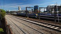 V/Locity passes completed trackwork