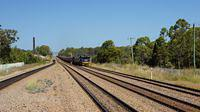 Coal passing Metford Station