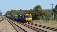 TT on coal at Metford