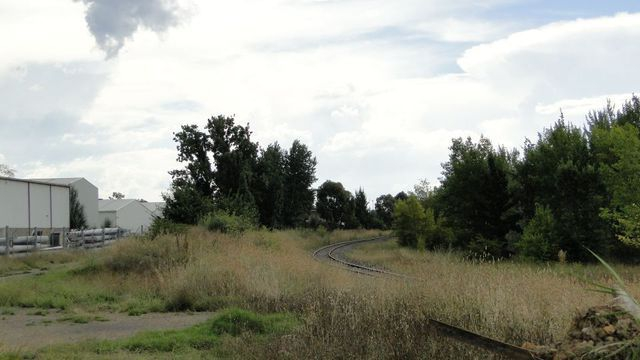 Old main line to Canberra