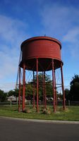 Water tank at Ballan